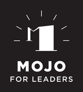 Mojo For Leaders Logo Black Background