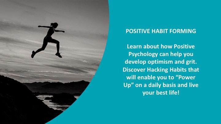 Positive Habit Hacking