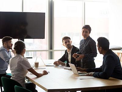 SOAR leadership development