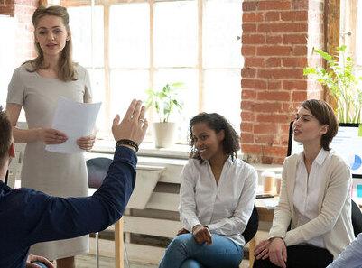 Online Team Workshops