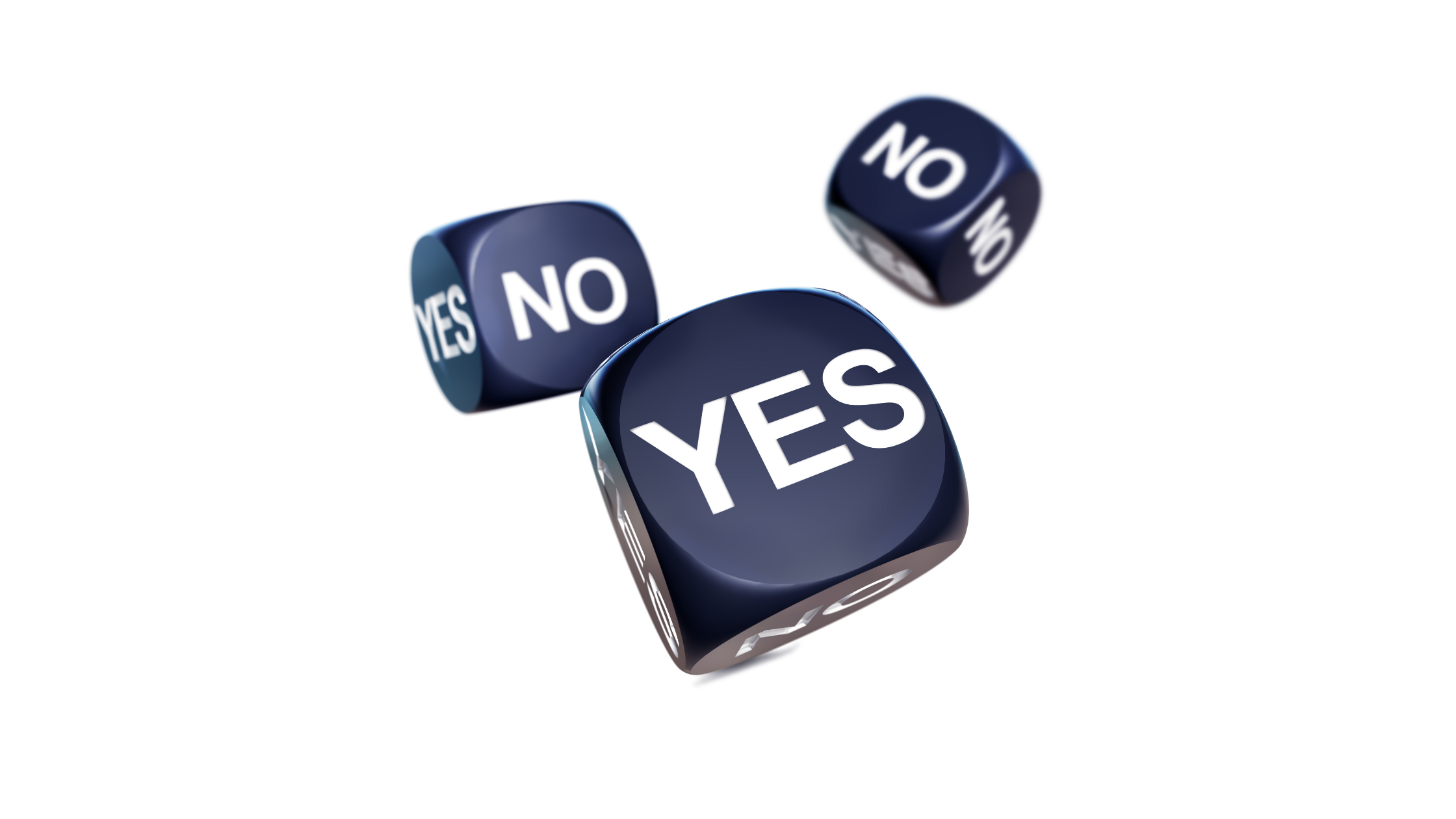 Yes or No!